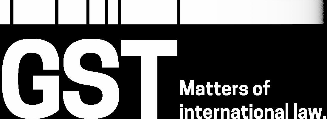 GST Matters of International Law